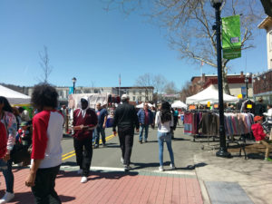 Nyack Streetfair
