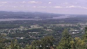 Mount Beacon Ledge View