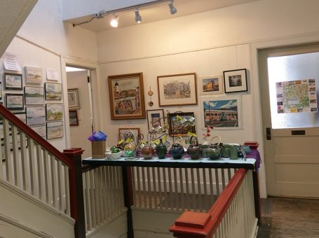 Flat Iron Gallery