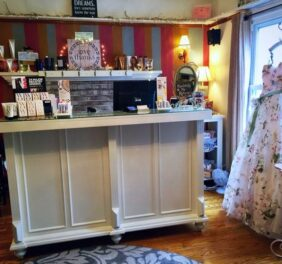 Crystal Boutique and...