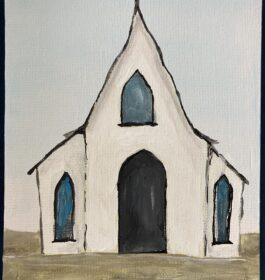 Rustic Chapel #1