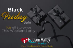iHeart Hudson Valley Market - Black Friday Sale 2020