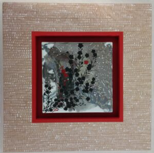 Paola Bari - framed