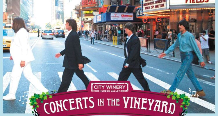 Concerts in the Vineyard (Strawberry Fields)