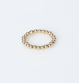 Gold Filled Stretch Ring