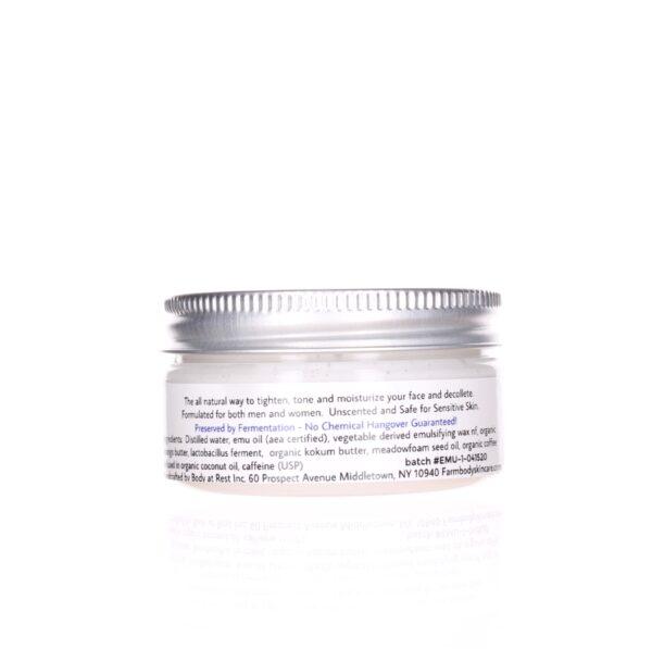 Farmbody Emuvination Day Cream Ingredients