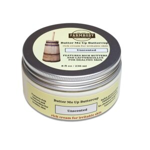 Farmbody Skin Care Butter Me Up Buttercup Best Cream for Frequent Hand Washing