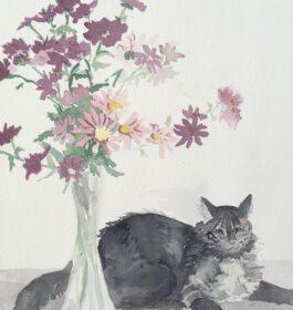 """""""Mac & Daisies"""" Frances H Wetmore"""