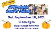 Hamptonburgh Country Festival
