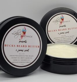 Buck's Beard Butter