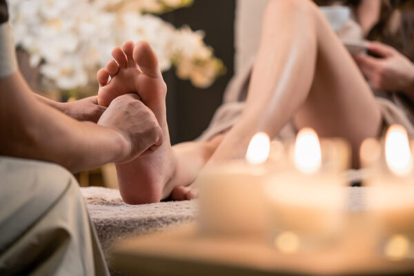Learn Reflexology With AromaGee Event