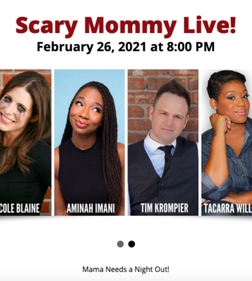 Scary Mommy Live!