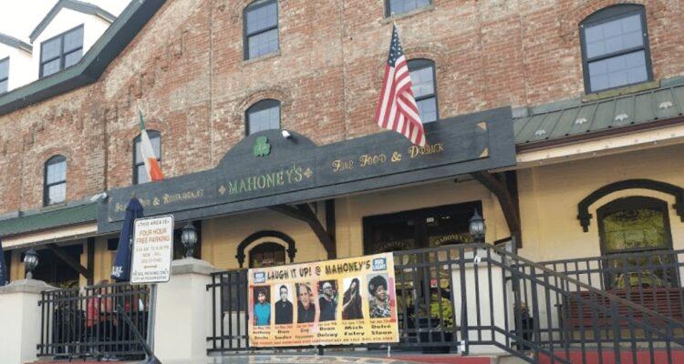 Spotlight: Mahoney's Irish Pub