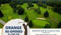 Orange re-opened Golf Tournament 2021