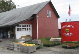 Stuart's Fruit Farm