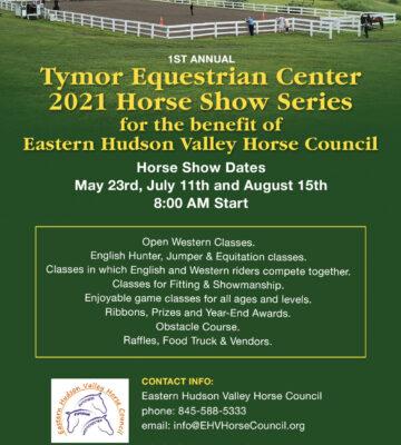 Tymor 2021 Horse Show Series