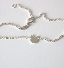 Cat Head Bracelet