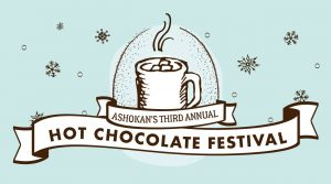 3rd Annual Ashokan Hot Chocolate Festival
