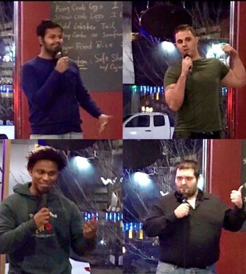 Hudson Valley Comedy Competition