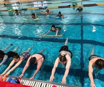 Aquoga Aquatic Yoga