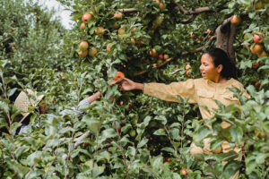 WOMEN IN FOOD & FARMING
