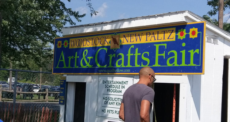 Woodstock-New Paltz Art & Crafts Fair