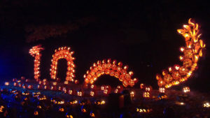 The Great Jack O'Lantern Blaze