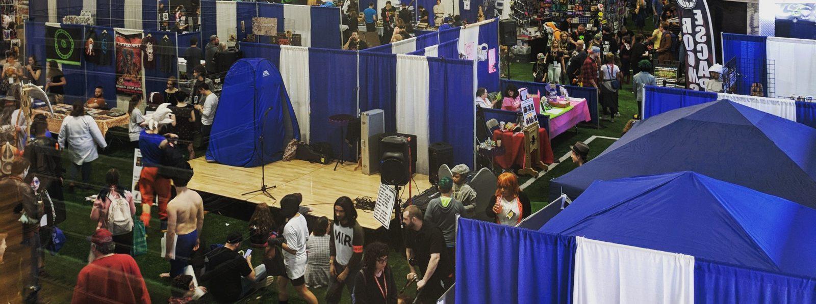 Hudson Valley Comic Con
