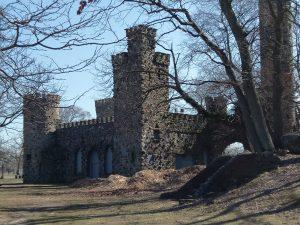 Castle, Glen Island Park, New Rochelle, NY