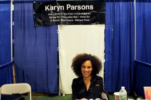 Karyn_Parsons at the Hudson Valley Comic Con 2019