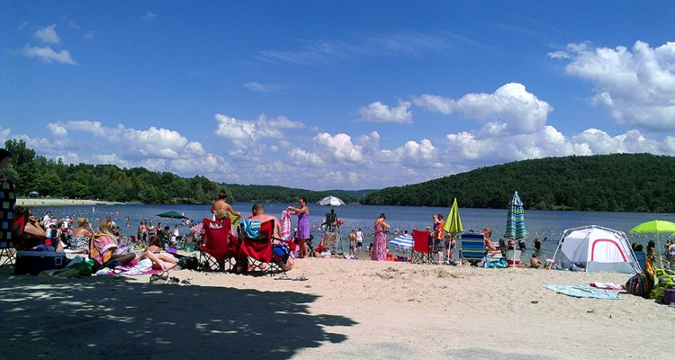 Local Beaches for Chill Swimming This Summer