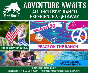 Adventure Awaits at Pine Ridge Dude Ranch!