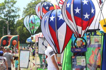 Music, Balloon Festivals, and Fun
