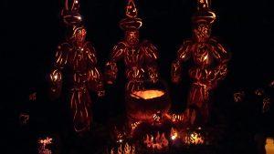 Great Jack o lantern Blaze