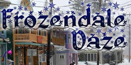 Frozendale in Rosendale