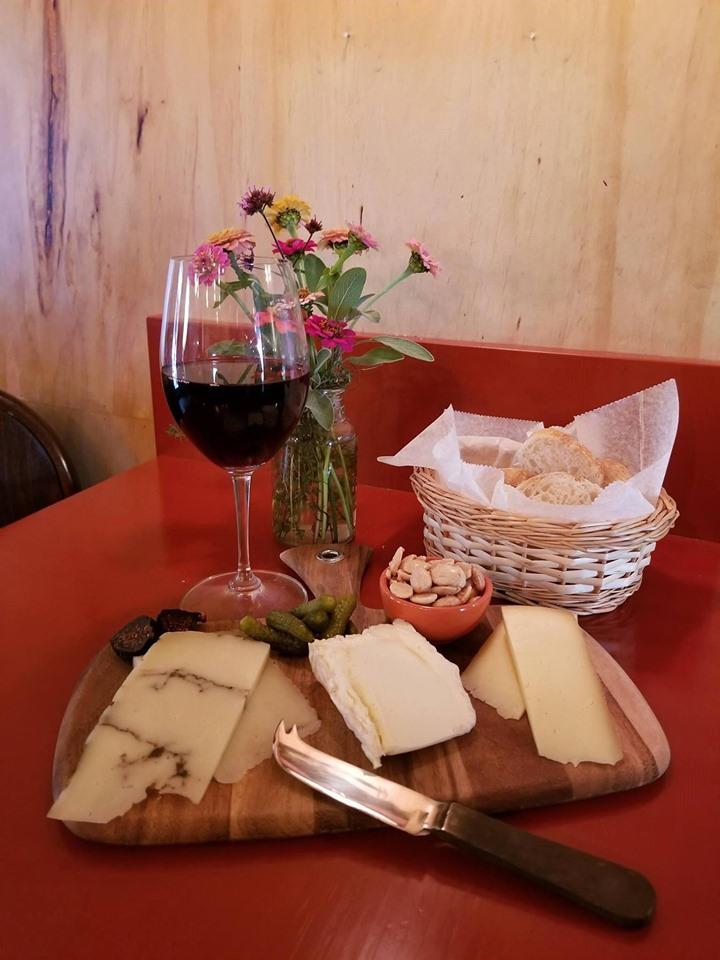Wine and Cheese Pairing at Jar'd