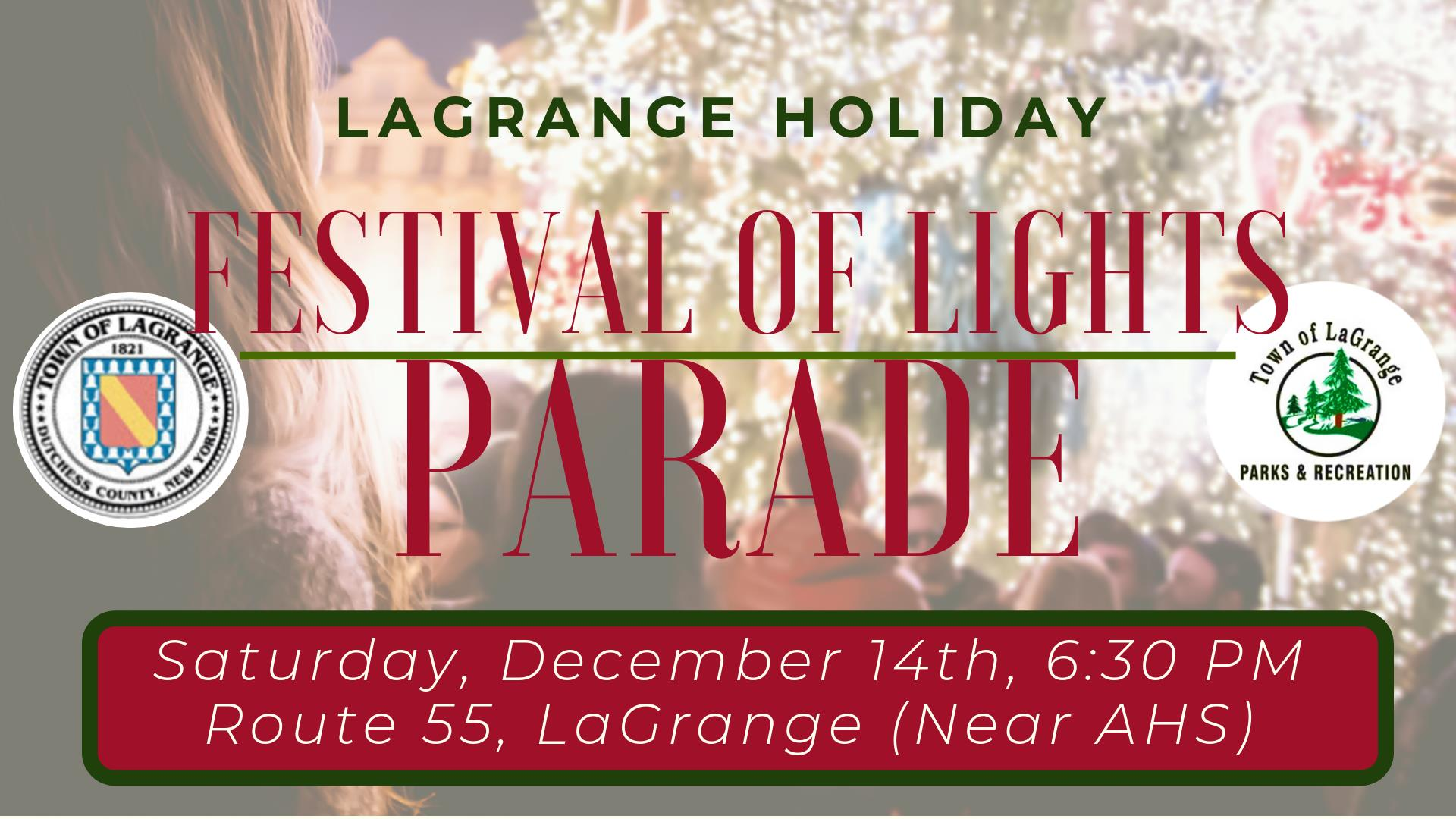 LaGrange Holiday Festival of Lights Parade