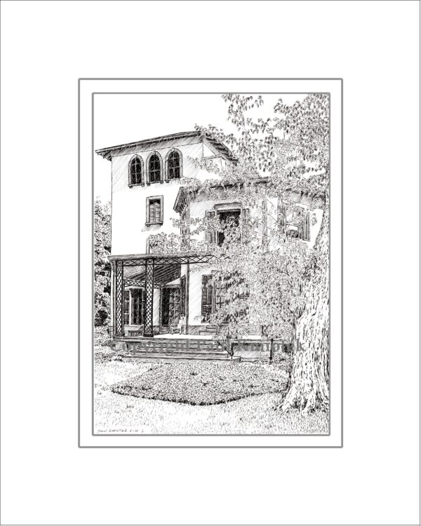 Kmiotek Art Works- Locust Grove, Samuel Morse House, Poughkeepsie