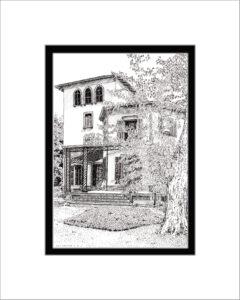 Kmiotek Art Works - Locust Grove, Samuel Morse House, Poughkeepsie