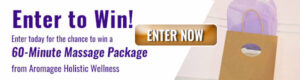 Aromagee Massage Giveaway