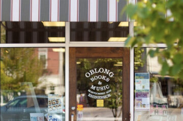 Spotlight: Oblong Books & Music